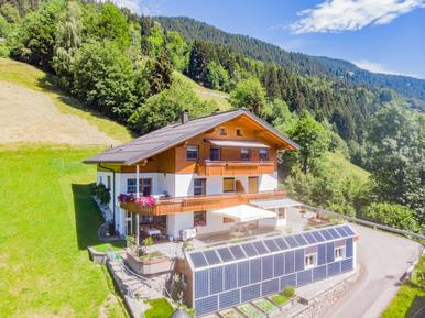 Für 5 Personen: Hübsches Apartment / Ferienwohnung in der Region Montafon