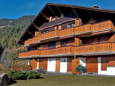 Für 5 Personen: Hübsches Apartment / Ferienwohnung in der Region Waadt