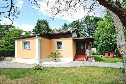 Gemütliches Ferienhaus : Region Lausitz für 2 Personen