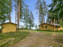 Holiday home 1001037 for 4 persons in Pieksämäki