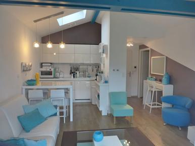 Für 2 Personen: Hübsches Apartment / Ferienwohnung in der Region Capbreton