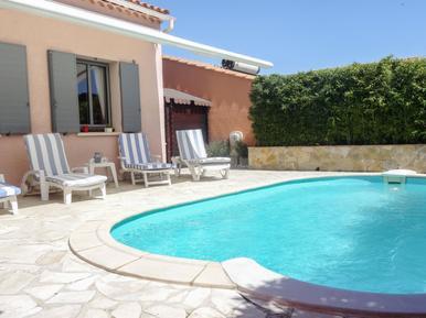Gemütliches Ferienhaus : Region Cote d'Azur für 6 Personen