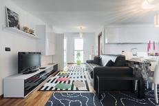 Appartamento 1001143 per 2 adulti + 1 bambino in Milano