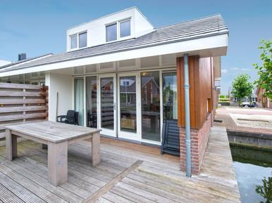 Gemütliches Ferienhaus : Region Uitgeest für 4 Personen