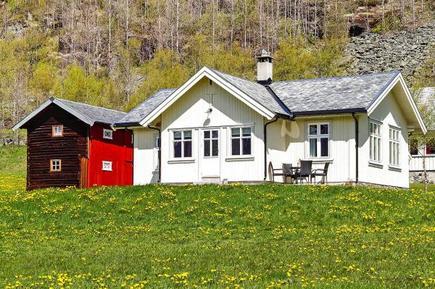 Gemütliches Ferienhaus : Region Gebirgsnorwegen für 5 Personen