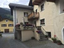 Holiday apartment 1003048 for 4 persons in Santa Maria Val Müstair