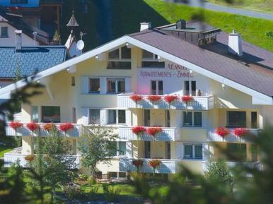 Graubünden, Samnaun Ferienwohnung
