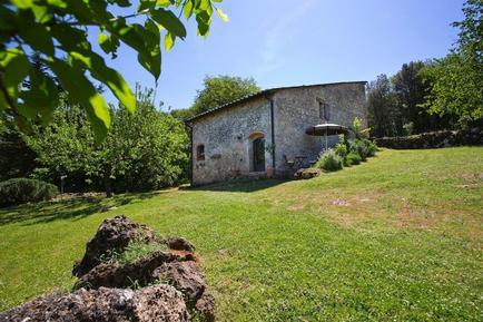 Gemütliches Ferienhaus : Region Monteriggioni für 2 Personen