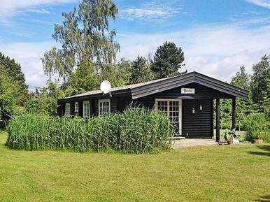 Gemütliches Ferienhaus : Region Falster für 6 Personen