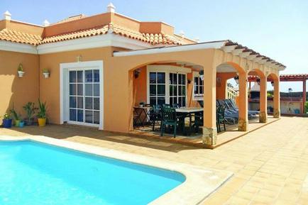 Gemütliches Ferienhaus : Region Caleta de Fuste für 7 Personen