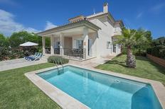 Villa 1003999 per 10 persone in Es Bacares