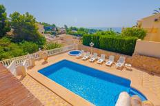 Holiday home 1004367 for 8 persons in Benissa