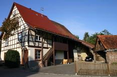 Holiday home 1005011 for 4 adults + 1 child in Neuhausen