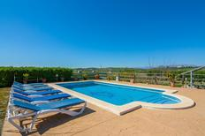 Holiday home 1005217 for 6 persons in Santa Margalida