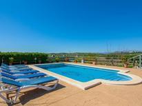Appartement 1005217 voor 6 personen in Santa Margalida