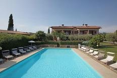 Appartement 1005294 voor 2 volwassenen + 2 kinderen in Manerba del Garda