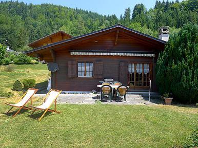 Gemütliches Ferienhaus : Region Waadt für 5 Personen