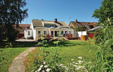 Gemütliches Ferienhaus : Region Höganäs für 12 Personen