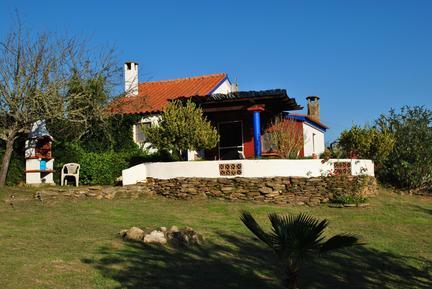 Gemütliches Ferienhaus : Region Costa do Alentejo für 4 Personen