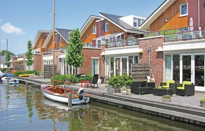 Für 4 Personen: Hübsches Apartment / Ferienwohnung in der Region Uitgeest