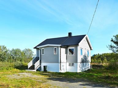 Gemütliches Ferienhaus : Region Nordland für 4 Personen