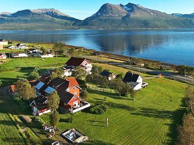 Gemütliches Ferienhaus : Region Tromsø für 6 Personen