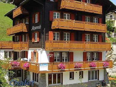 Für 3 Personen: Hübsches Apartment / Ferienwohnung in der Region Saas-Fee