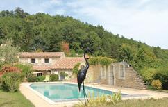 Maison de vacances 1008321 pour 8 personnes , Chateauneuf de Mazenc