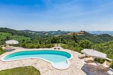 Ferienhaus 1008408 für 11 Personen in Montefelcino