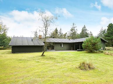 Gemütliches Ferienhaus : Region Svinkløv für 8 Personen
