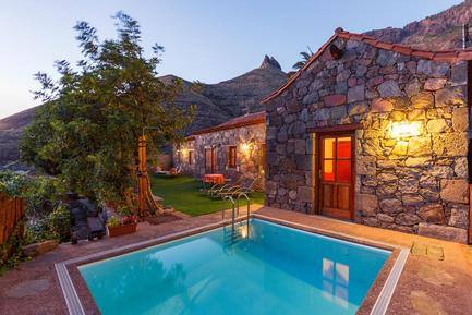 Gemütliches Ferienhaus : Region Gran Canaria für 3 Personen