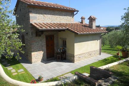 Für 2 Personen: Hübsches Apartment / Ferienwohnung in der Region Foiano della Chiana
