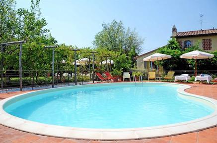 Für 4 Personen: Hübsches Apartment / Ferienwohnung in der Region Lido di Camaiore
