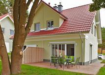 Rekreační dům 1012706 pro 4 dospělí + 2 děti v Korswandt