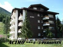Mieszkanie wakacyjne 1014621 dla 5 osób w Saas-Fee