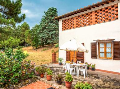 Gemütliches Ferienhaus : Region Cavriglia für 4 Personen