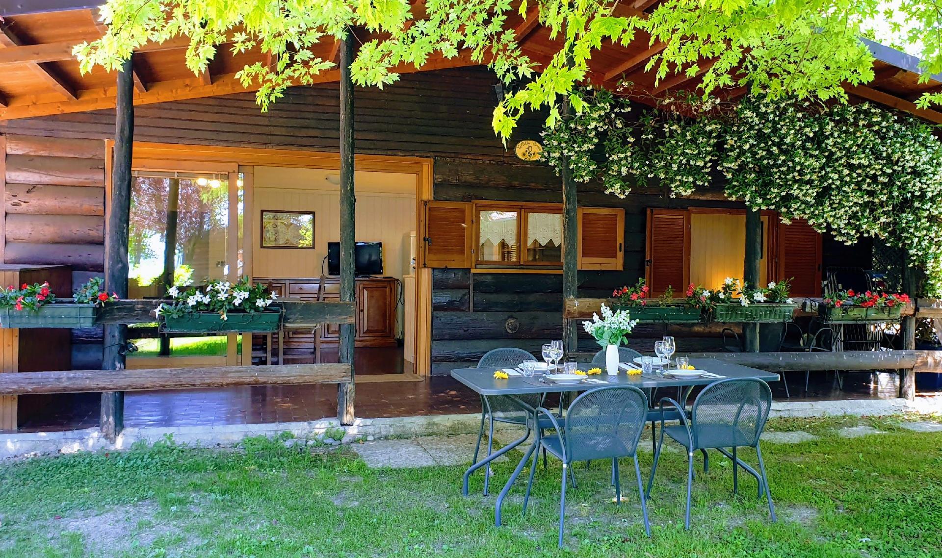 Ferienwohnung für 8 Personen ca. 70 m² i   Gardasee - Lago di Garda
