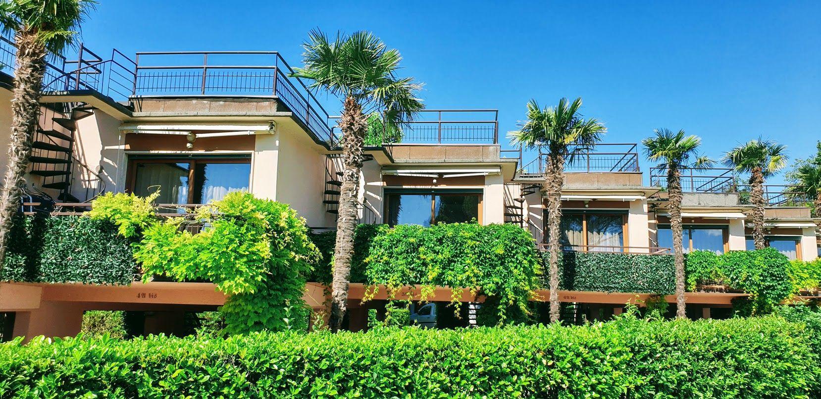 Ferienwohnung für 4 Personen ca. 50 m² i   Gardasee - Lago di Garda