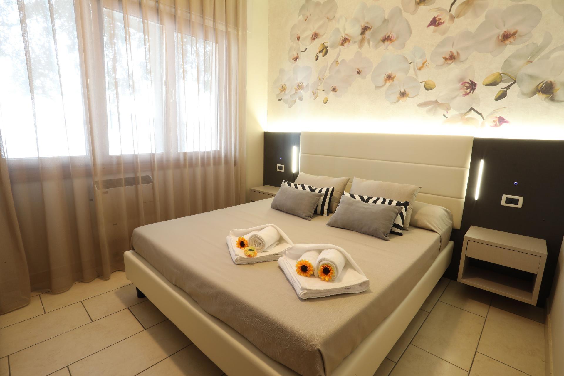 Ferienwohnung für 6 Personen ca. 60 m² i   San Felice del Benaco