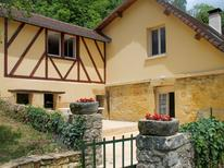 Holiday home 1014890 for 4 persons in Sarlat-la-Canéda