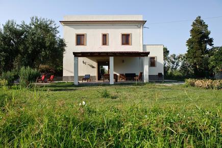 Gemütliches Ferienhaus : Region Sizilien für 8 Personen