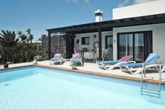 Villa 1016835 per 4 persone in Playa Blanca