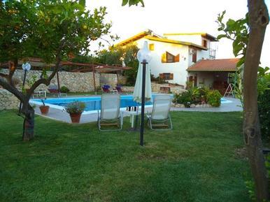 Gemütliches Ferienhaus : Region Sizilien für 20 Personen