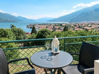 Für 3 Personen: Hübsches Apartment / Ferienwohnung in der Region Comer See