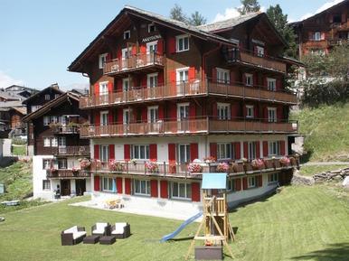 Für 6 Personen: Hübsches Apartment / Ferienwohnung in der Region Saas-Fee