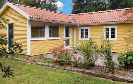 Gemütliches Ferienhaus : Region Seeland für 4 Personen