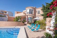 Holiday home 1020872 for 6 persons in Calpe