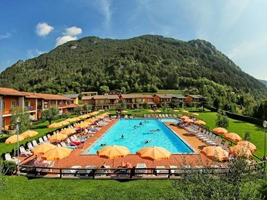 Für 10 Personen: Hübsches Apartment / Ferienwohnung in der Region Gardasee