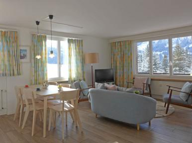 Für 5 Personen: Hübsches Apartment / Ferienwohnung in der Region Wengen