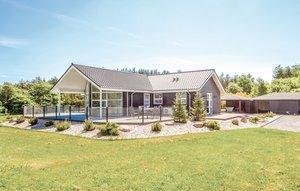 Gemütliches Ferienhaus : Region Limfjord für 8 Personen